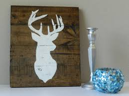 hunting decorations for home 100 deer decor for home red black and white home decor red
