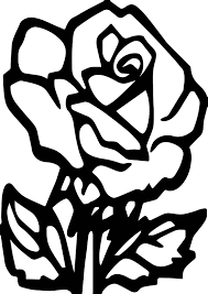 rose coloring pages wecoloringpage