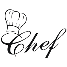 logo chef de cuisine lebonvisuel com stickers logo restauration chef cuisinier pas