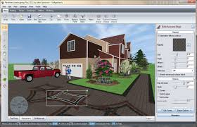 Home Garden Design Programs by Free Landscape Design Software For Windows