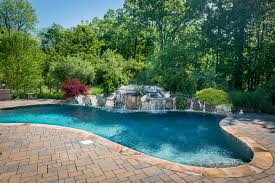 chester nj custom inground swimming pool design u0026 construction