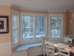 dining room bay window gorgeous interior bay window styles interior optronk home designs