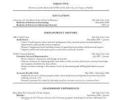 Best Accounting Resume Smart Design Accounting Resume Objective 14 Accounting Resume