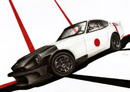 nissan fairlady 280z datsun 280z divine wind by medvezh on deviantart