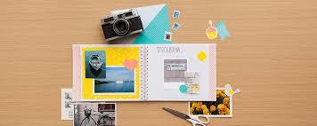 photo album scrapbook confetti scrapbook album kit photo keepsake kikki k
