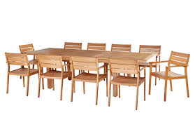 cruz 11 piece extension dining