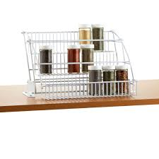 Extra Large Spice Rack Pull Out Spice Rack Rubbermaid Pull Down Spice Rack The