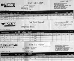 soil report sample does comfrey really improve soil