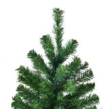5 u0027 6 u0027 7 u0027 pvc artificial premium hinged christmas tree w metal
