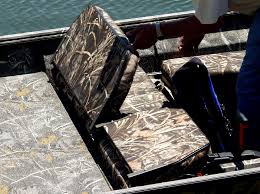bench seat with box storage war eagle boats