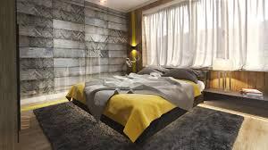 chambre avec mur en avec panneaux bois dans chambre