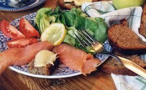 cuisine irlandaise traditionnelle saumon jpg