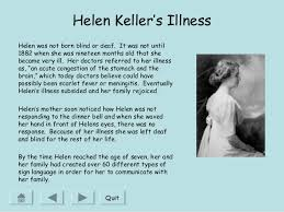 How Old Was Helen Keller When She Became Blind Helen Keller 1226880485154369 8