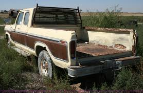 Ford F150 Truck Extended Cab - 1978 ford f150 extended cab pickup truck item c3566 sold