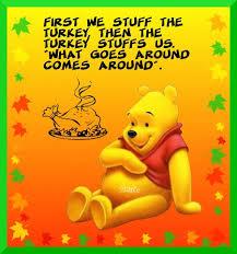 winnie the pooh thanksgiving thanksgiving