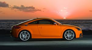 audi orange color audi tts coupe orange color car image site orange