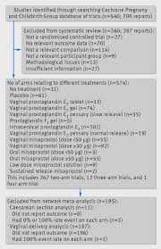 labour induction with prostaglandins a systematic review and