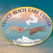 Venice Beach Map Venice Beach Care Center Los Angeles California