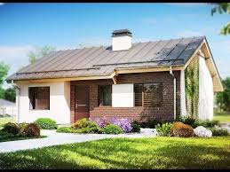 gable roof house plans 67 m simple and inexpensive single storey small house with gable