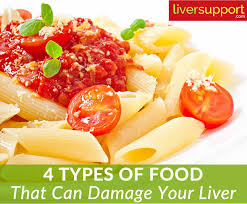 foods to avoid for liver health