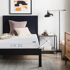 classic brands hercules platform heavy duty metal bed frame