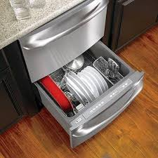 Kitchen Island With Sink And Dishwasher by Best 25 Drawer Dishwasher Ideas Only On Pinterest 2 Drawer