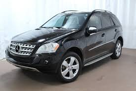 used mercedes suv for sale used 2009 mercedes ml350 luxury suv for sale noland preowned