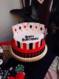 40th birthday cake casino themed yelp