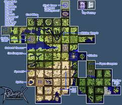 map world ro ro map 28 images ragnarok world map ragnarok ส ดยอดเกม mmorpg