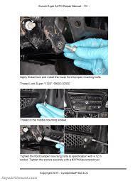 suzuki auto shifter eiger lt a400 400f atv printed service manual