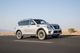 nissan armada 2017 platinum for sale 2017 nissan armada platinum front three quarter in motion 03 03