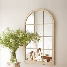 Ideas Design For Arched Window Mirror Home Dzine Home Diy Diy Arched Window Mirror Home Ideas