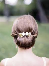 bridal hair bun soft tender medium wedding hairstyles 2015 hairstyles 2017