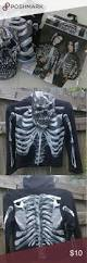 skeleton costume halloween city