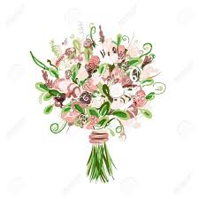 wedding flowers clipart wedding flowers clipart items similar to wedding flower clipart