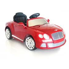red bentley remote controlled ride on car 520 red