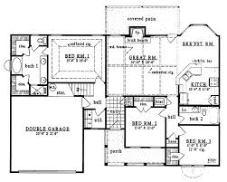 plan42 country style house plan 3 beds 2 baths 1579 sq ft plan 42 467