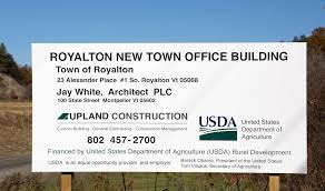 United States Department Of Agriculture Rural Development Commercial Ralph Eames Upland Construction
