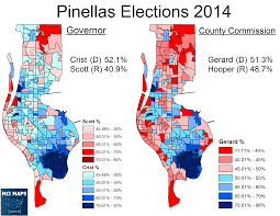 Map Of Orange County How Florida Democrats Fared In 2014 U2032s Local Elections U2013 Mci Maps