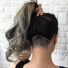 nape of neck hair cut for women 50 women s undercut hairstyles to make a real statement