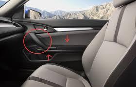 2005 Honda Civic Coupe Interior Lx Tweeter Install 2016 Honda Civic Forum 10th Gen Type R