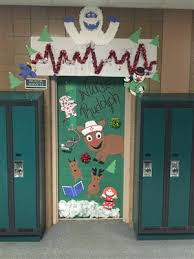 Christmas Door Decorating Contest Ideas Door Decorating Contest High Door Photos