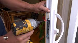 Sliding Patio Door Handle Replacement by How To Replace A Patio Door Handle Youtube