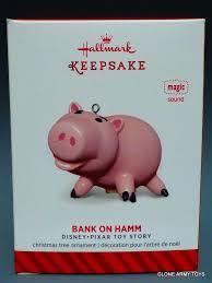 bank on hamm disney story pixar 2014 hallmark keepsake