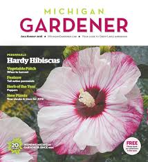 When Is Lavender In Season In Michigan by July August 2016 By Michigan Gardener Issuu
