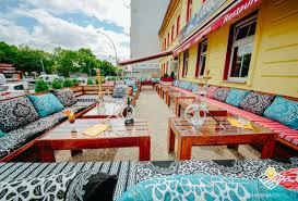 Wohnzimmer Shisha Bar Berlin über Uns Marrashan