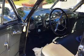 Buick Roadmaster Interior Black And Chrome Original 1949 Buick Roadmaster