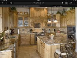 Knotty Alder Cabinet Stain Colors by Knotty Alder With Light Stain Kitchen Ideas Pinterest Knotty