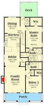 craftsman bungalow floor plans craftsman bungalow with optional bonus 75499gb architectural