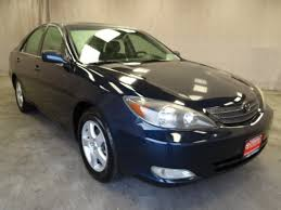 used 2002 toyota camry for sale pricing u0026 features edmunds